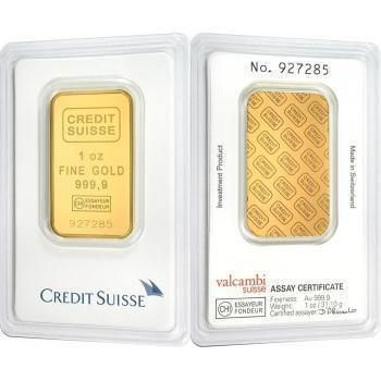 Buy Credit Suisse Carded 1 Oz Gold Bars At Texasbullion Com If You Have Questions Or Would Like To Speak With A Sales Gold Bullion Bars Gold Bar Gold Bullion