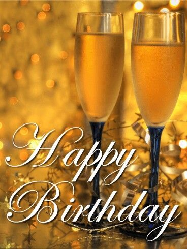 Pétalas Soltas Cards Happy Birthday Greetings Happy Birthday