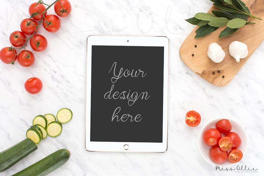 Pin on iPad Mockup Template