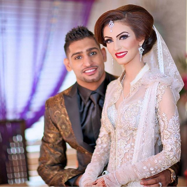 My Heart Favourite Amirkingkhan Faryalmakhdoom Marriage