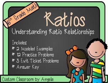 Ratios: Understanding Relationships