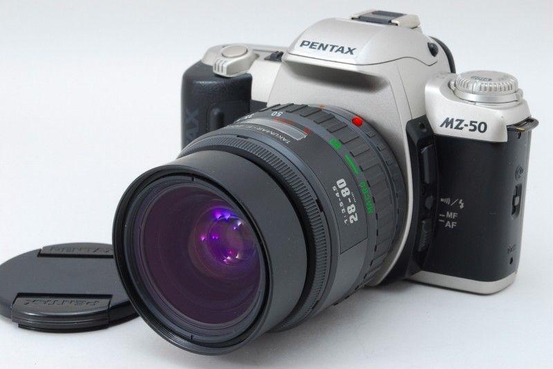 Very Good Pentax Mz 50 35mm Slr W Takumar F Zoom 28 80mm F 3 5 4 5 Japan 7 Pentax