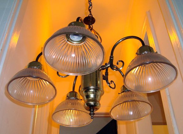 Brass chandelier before makeover alyssa and lillians room brass chandelier before makeover aloadofball Choice Image