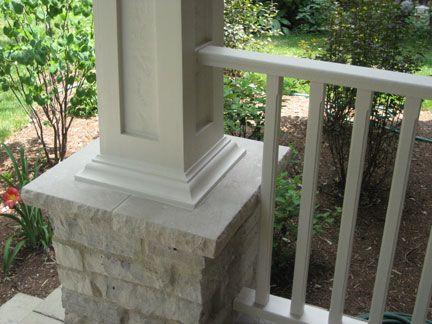 Best 25 Porch Pillars Ideas On Pinterest Front Porch