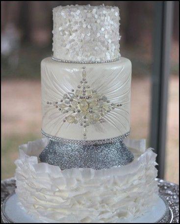 Wedding Cake Jewelry Decorations Wedding Ideas Pinterest