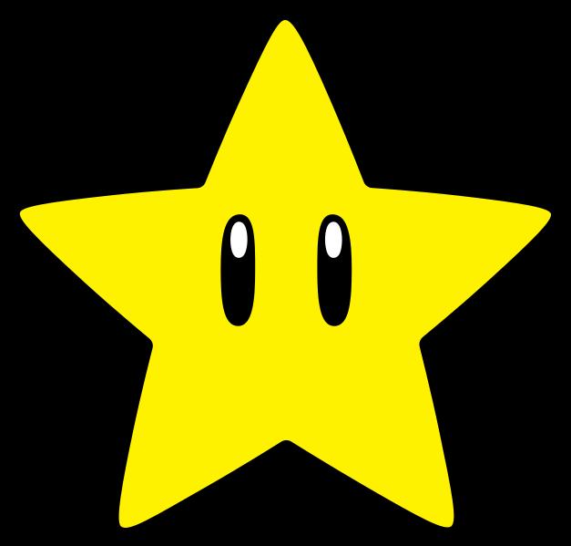 File Artwork Super Star Svg Super Mario Wiki The Mario Encyclopedia Mario Art Mario Star Super Mario