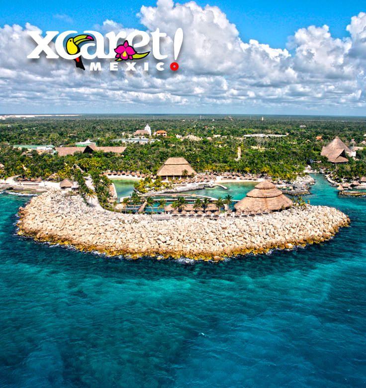 En Xcaret México hay diversos atractivos para visitar, como los vestigios mayas, el Museo de Arte Popular Mexicano, una clásica hacienda henequenera y la capilla de Guadalupe.
