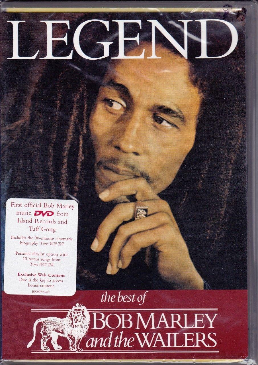LEGEND   The Best Of Bob Marley & The Wailers (2 DVD) | BOB