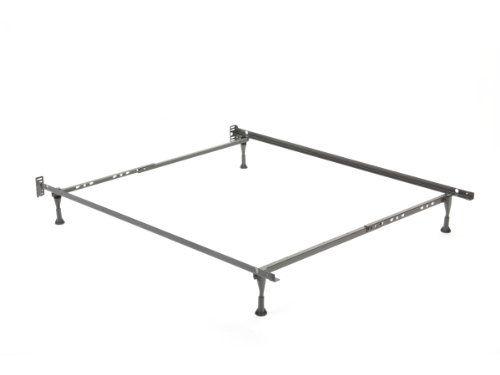 Leggett Platt Consumer Products Group Sentry Bed Frame With Glides Twin Full Full Bed Frame Bed Frame Full Bed