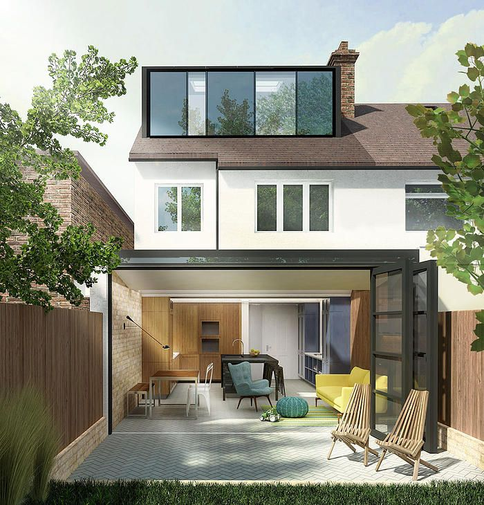 Bungalow Attic Conversion: Southwark, Architecture, Architects, Architect, East Dulwich, Residential, Peckham, Extension
