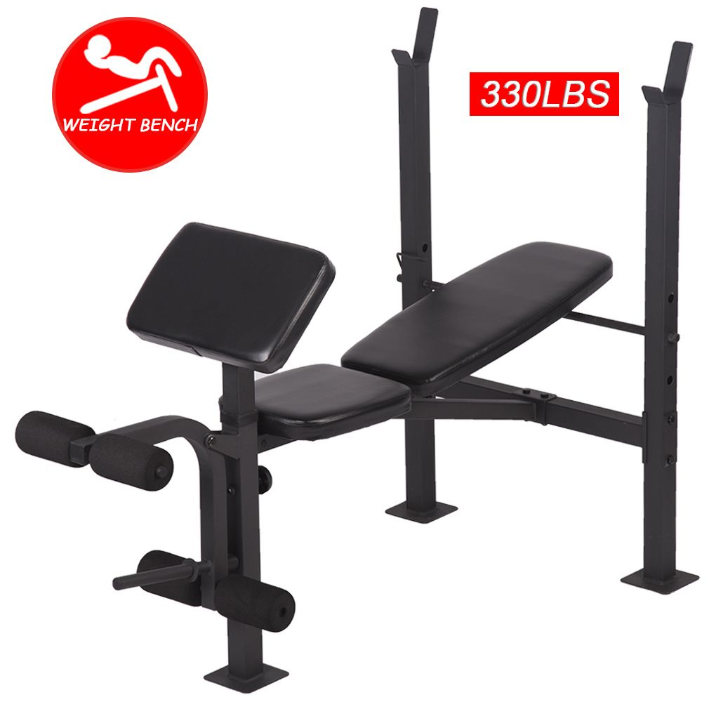 Competitor Weight Bench W 100 Lb Weight Set Mills Fleet Farm