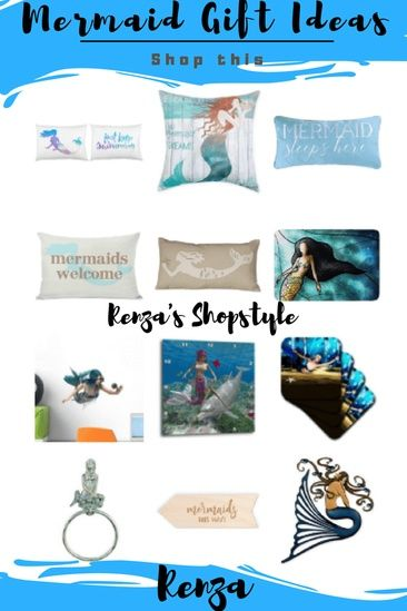 Mermaid Gift Ideas Check Out These Awesome Mermaid Gift Ideas For