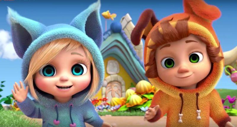 Львовские аниматоры создали мультфильм Dave and Ava, который буквально за полтора месяца пересмотрело около пятнадцати миллионов американских зрителей. Мультик ориентировался на англоязычную аудиторию и озвученный на английском языке.