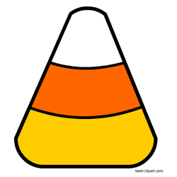 Free Candy Corn Clipart Halloween Clipart Free Halloween Clips Halloween Clipart
