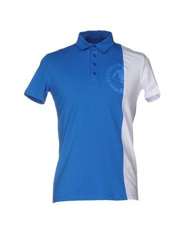 BIKKEMBERGS Men's Polo shirt Azure M INT