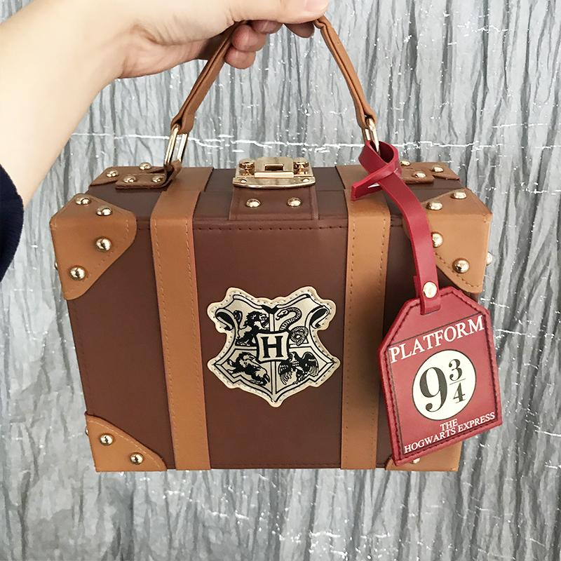 Cute Small Shoulder Suitcase