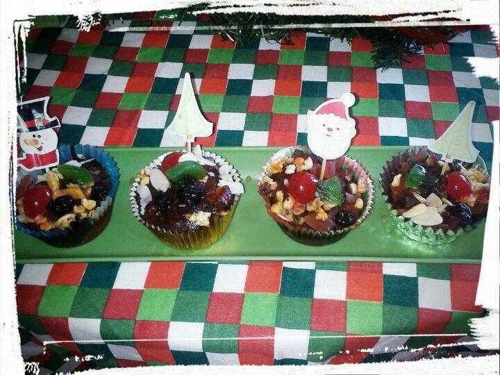 Cupcakes de Torta Negra