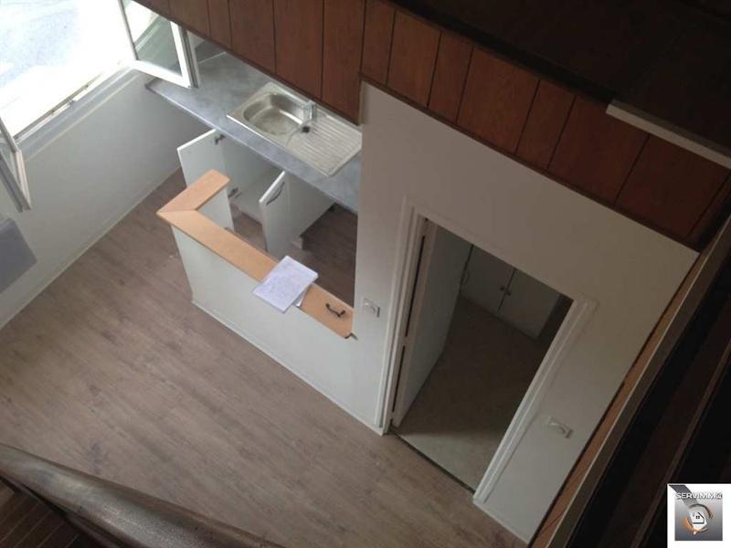 505 - T1 bis (mezzanine) 26m - Quartier ? Appart Toulouse - location appartement meuble toulouse