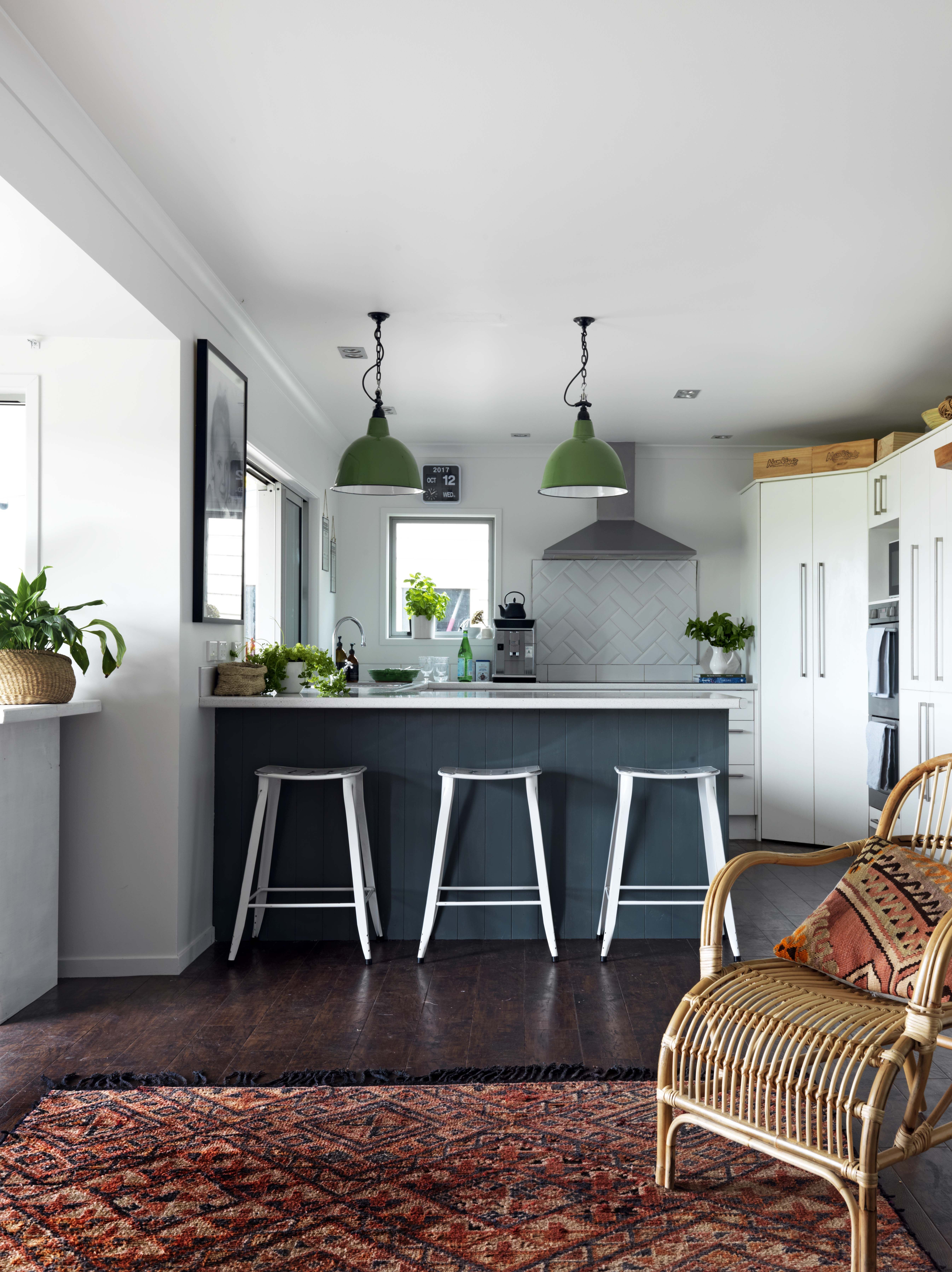Country Style Kitchen With An Industrial Twist Greenlights