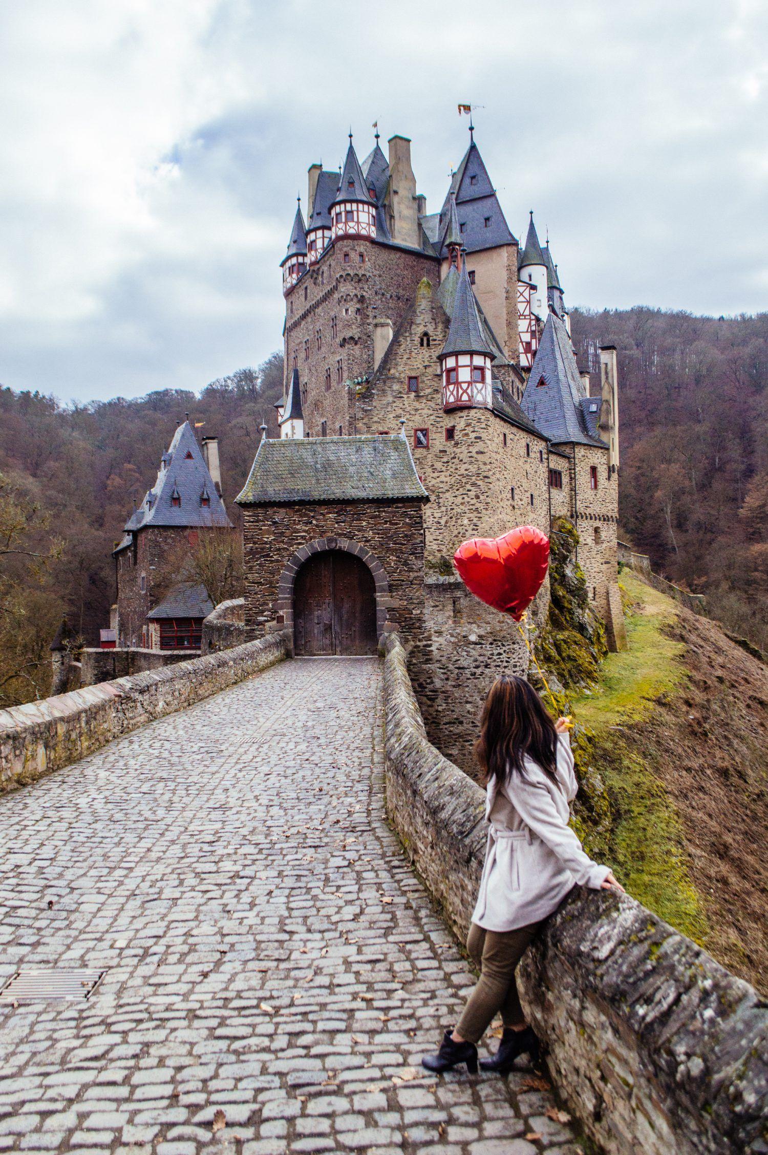 My Fairytale Fiasco A German Road Trip Gone Wrong Then Right Germany Castles Burg Eltz Castle Amsterdam Travel