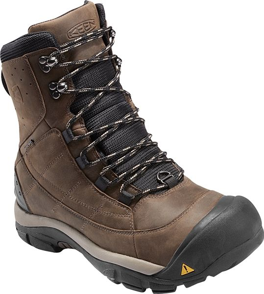 Men's Summit County III Trail Boots by KEEN - Waterproof, insulated winter  boot at home