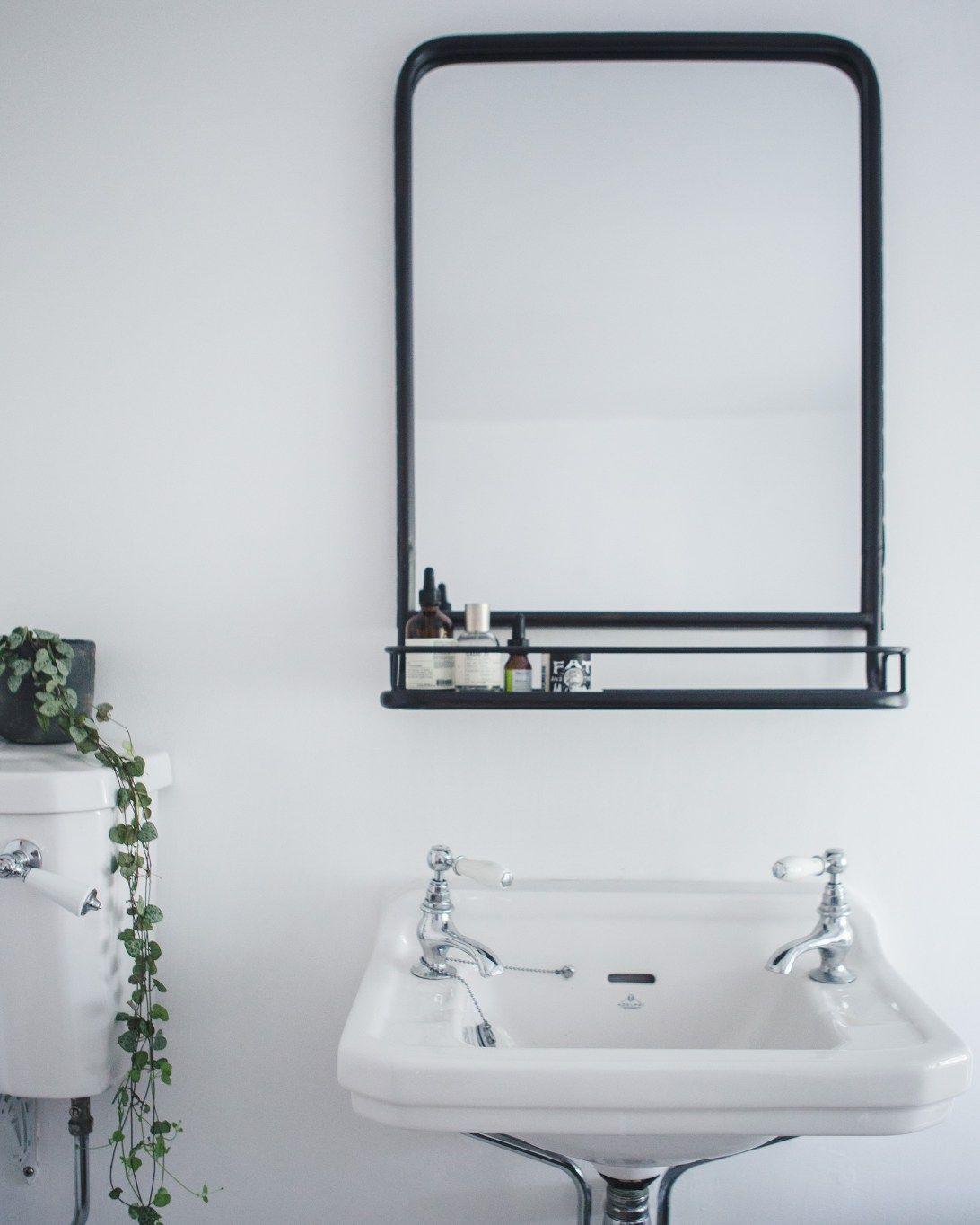 Photo of A minimal bathroom makeover