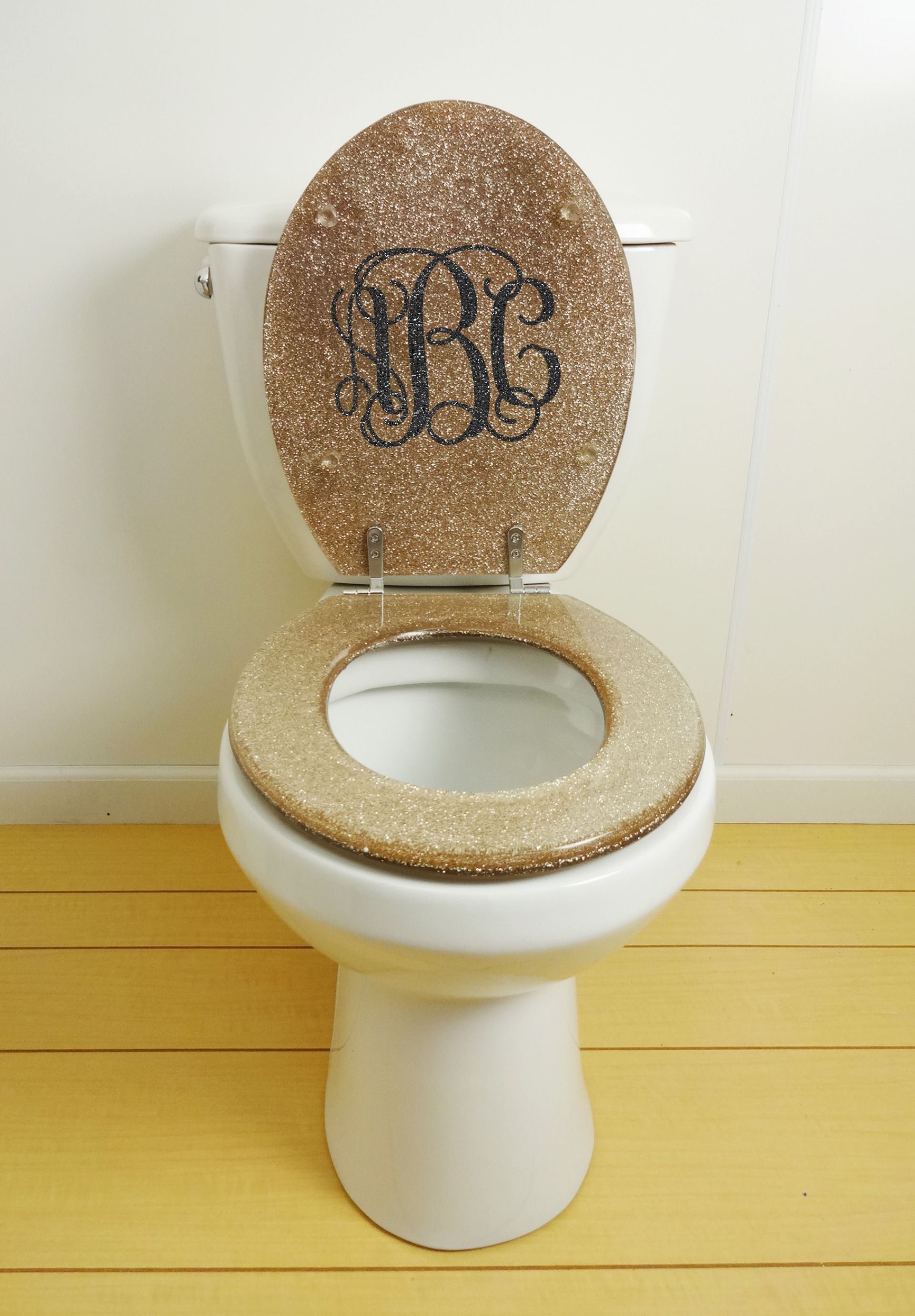 glitter toilet seat  Google Search Home Pinterest