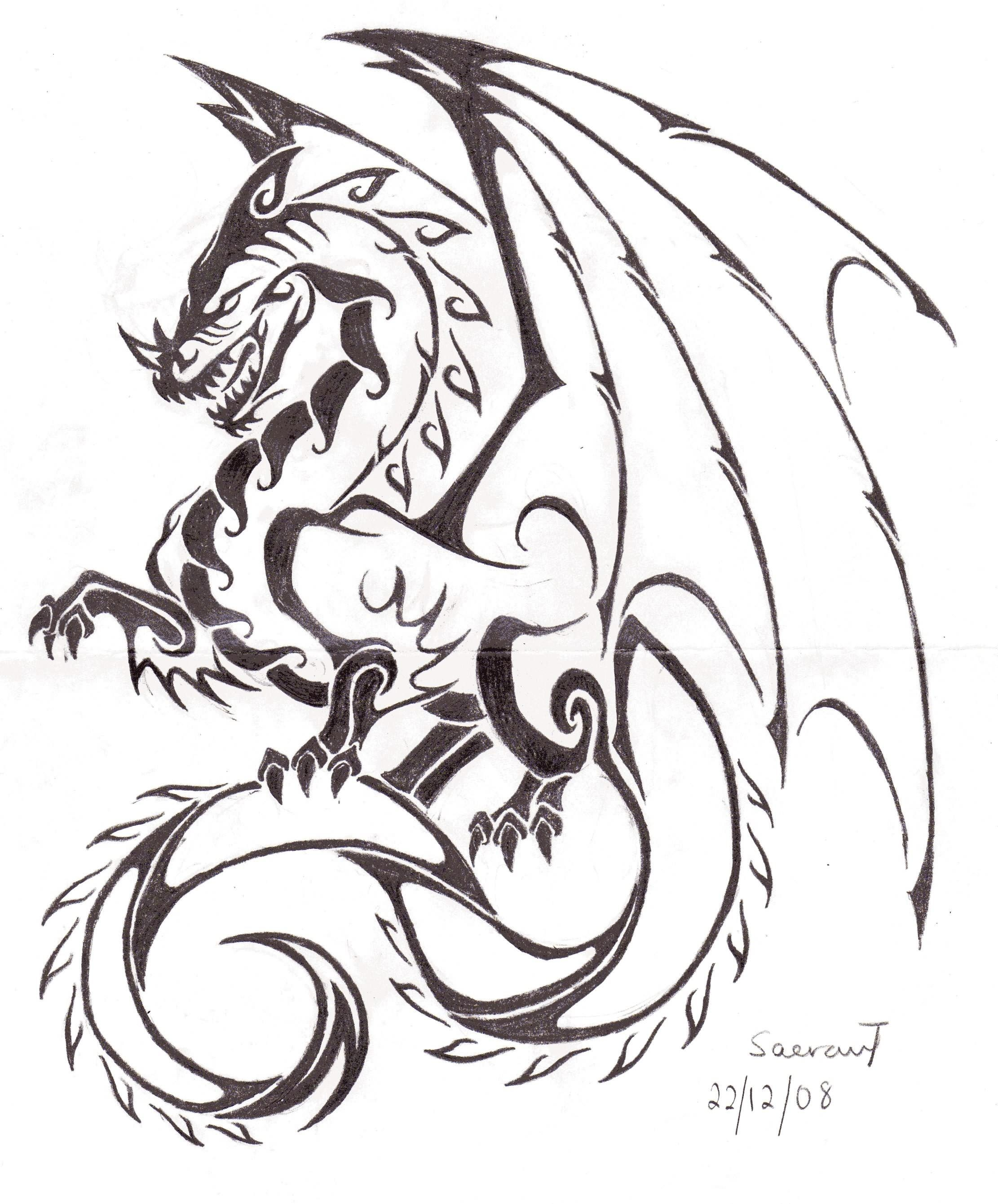 Welsh dragon tattoo designs - Find This Pin And More On Tattoo Ideas