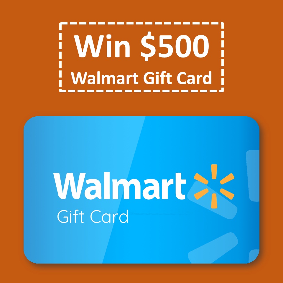 Win Your 500 Walmart Gift Card Today Giftcards Giftidea Bundle 10pcs Steam Wallet Idr 400000 Giveaway