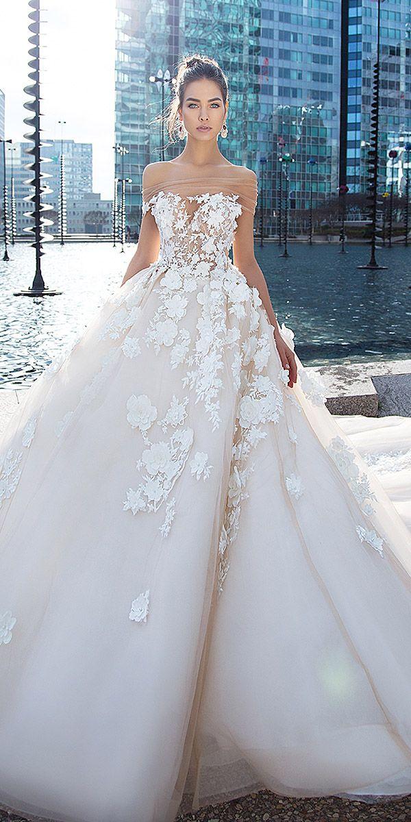 18 Lorenzo Rossi Wedding Dresses For 2017