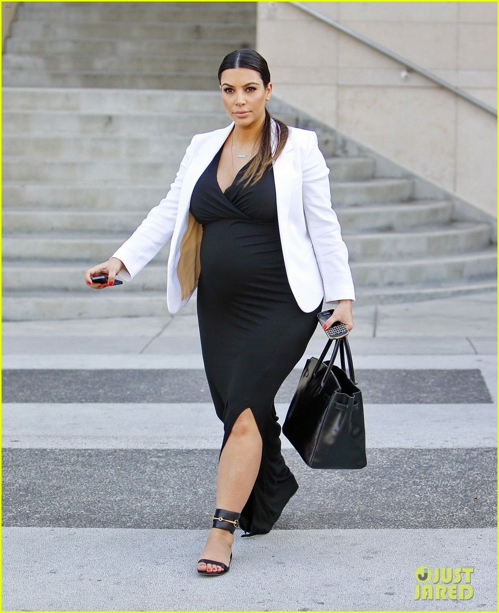 26 best Maternity Style Crush: Kim Kardashian images on Pinterest 17