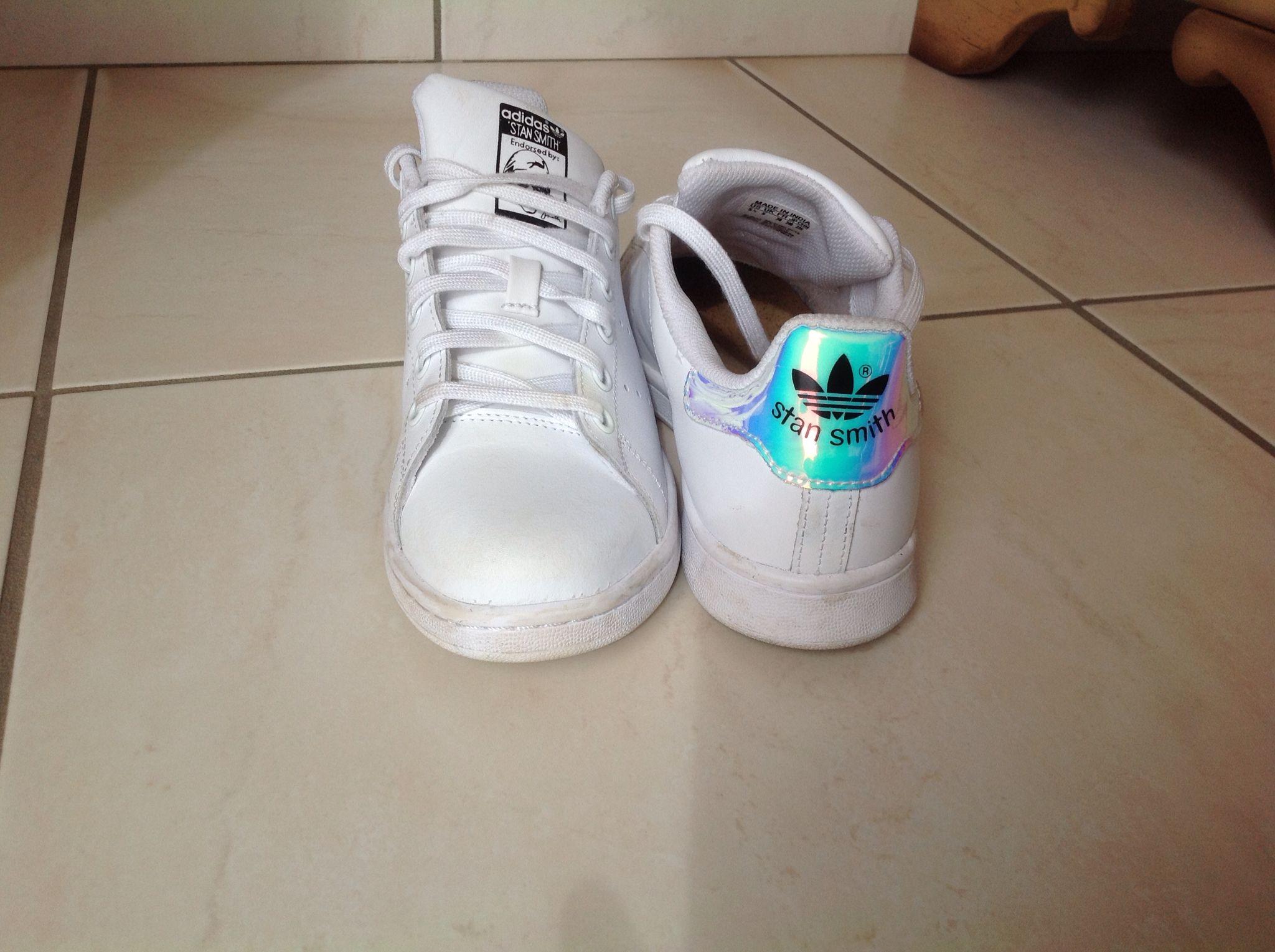 Stan Smith couleur miroir   Sneakers fashion, Sneakers, Adidas ...
