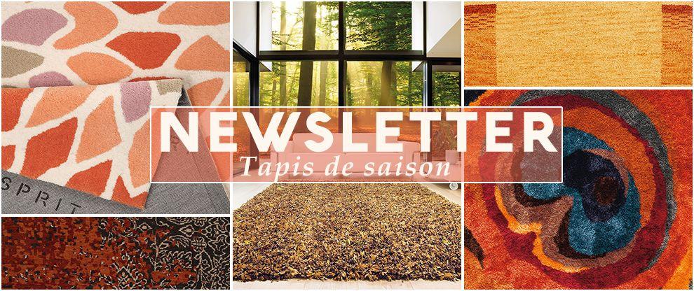 Tapis orange , tapis beige, tapis marron. découvrez La nouvelle ...