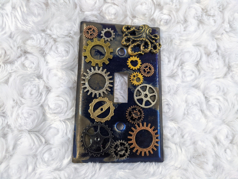 Single Toggle Light Cover Friends Show images Custom Handmade