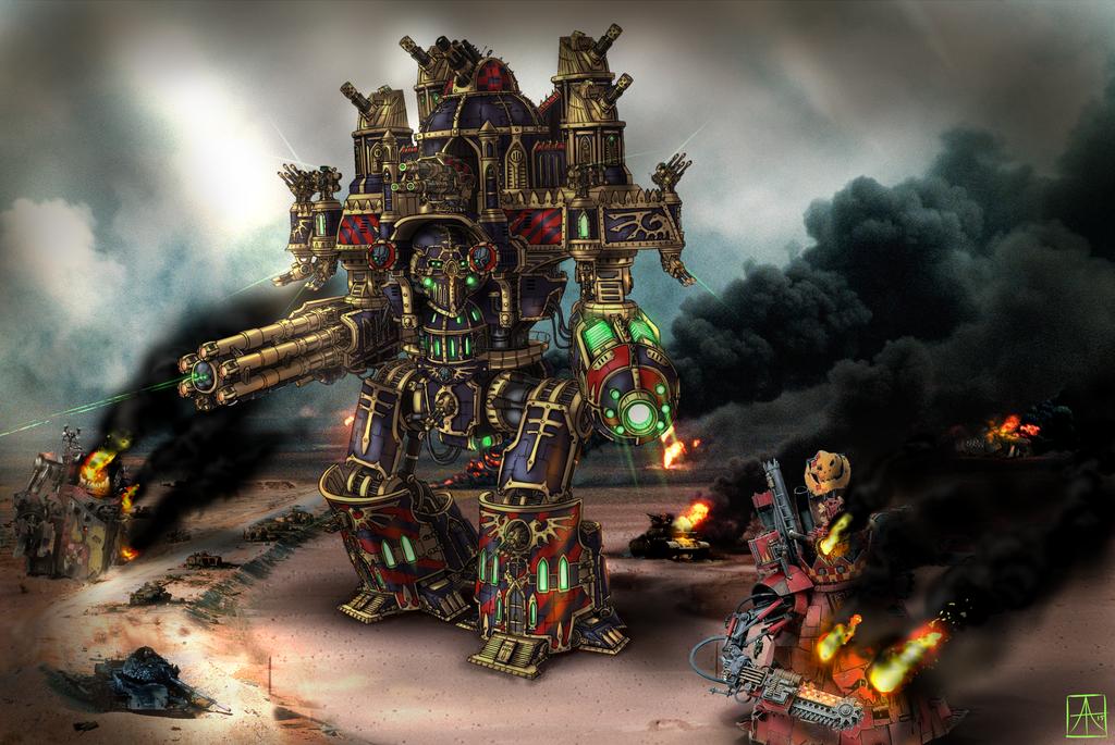 Pin On Warhammer Mechanicus
