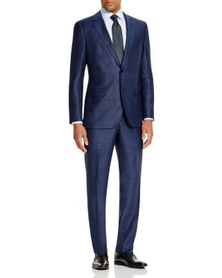 2b593c73 BOSS HUGO BOSS Pindot James Sharp Regular Fit Suit | Bloomingdale's ...