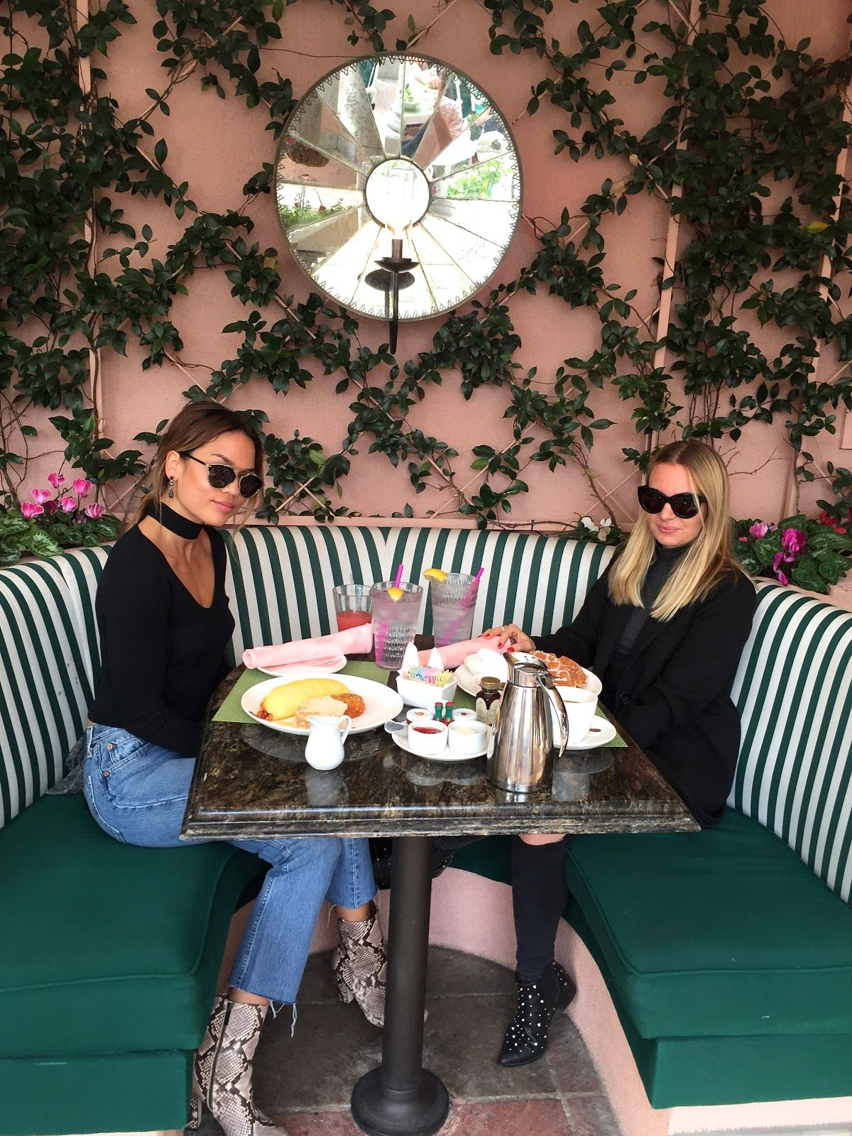 Brunch At The Beverly Hills Hotel