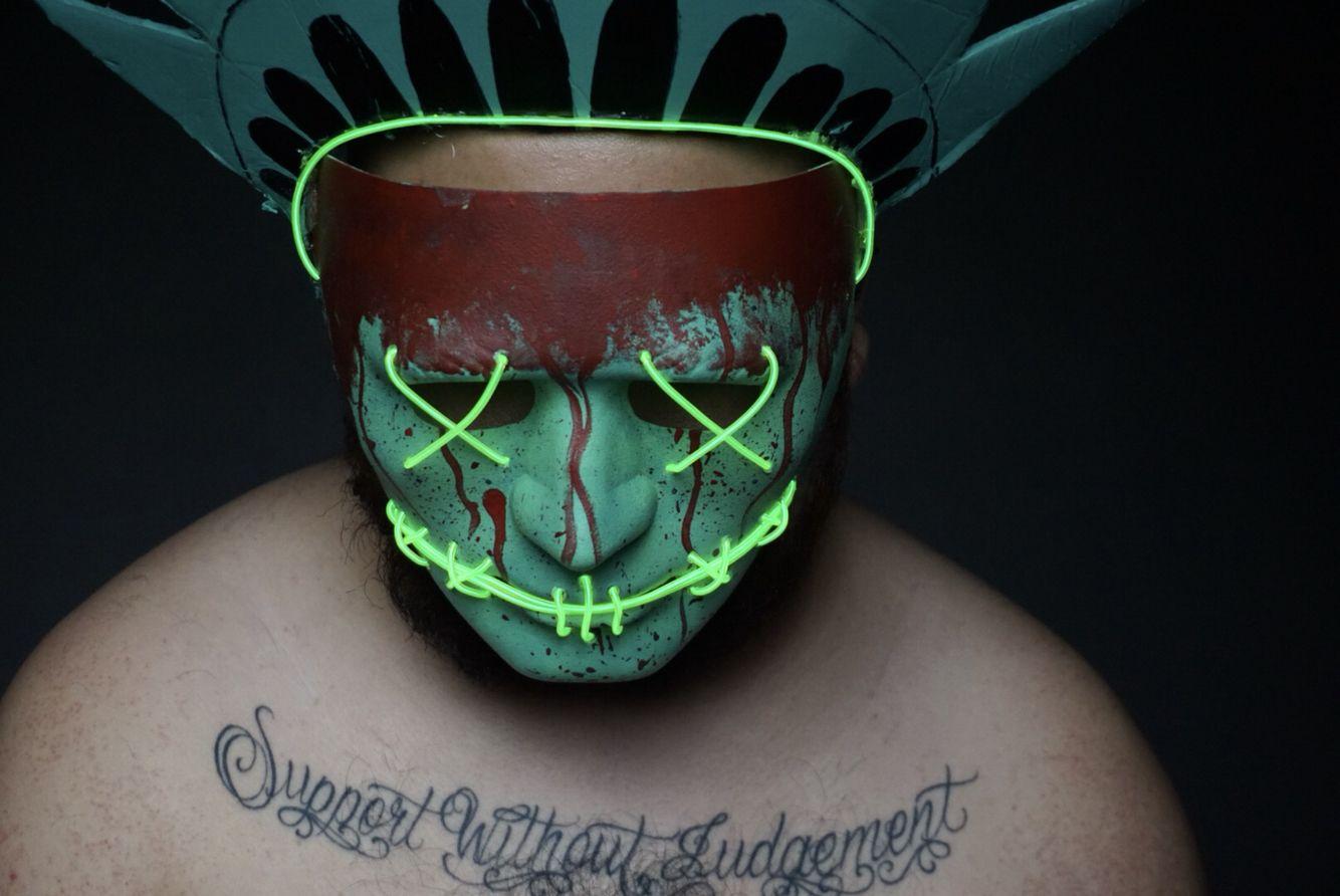 Pin van ΔИGΞL G op My purge mask | Pinterest