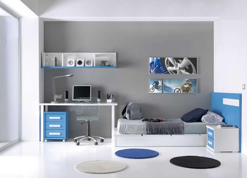 diseos de dormitorios juveniles simples buscar con google
