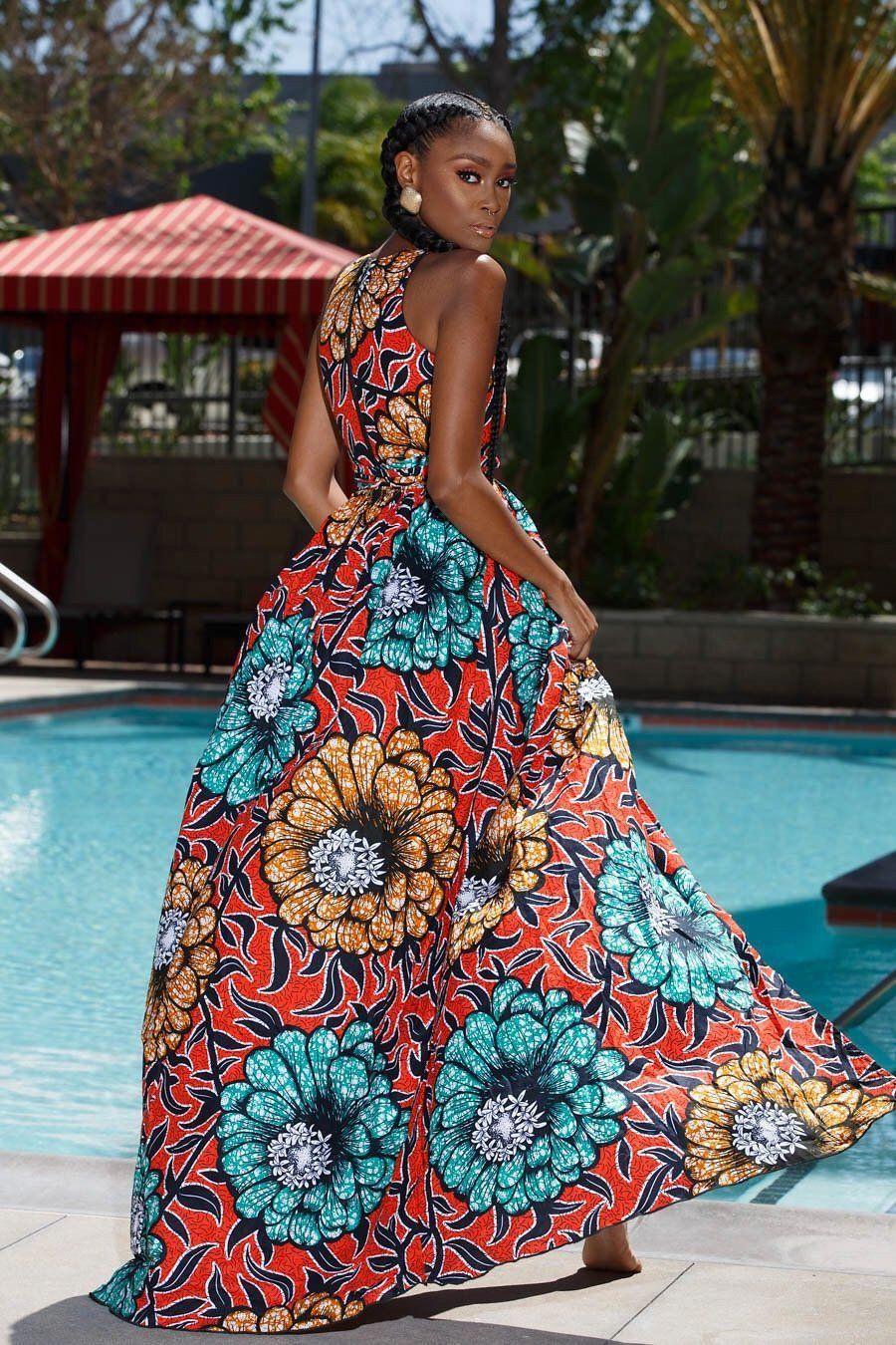 Ejemen Africanfashiondress African American Fashion African Fashion Designers African Fashion Ankara