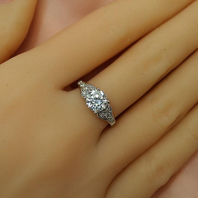 2014 NEW Authentic Korean version diamond ring wedding ring