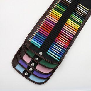 凡迪36/48支裝帆布筆簾 筆袋 輝柏嘉 馬可彩色鉛筆收納袋