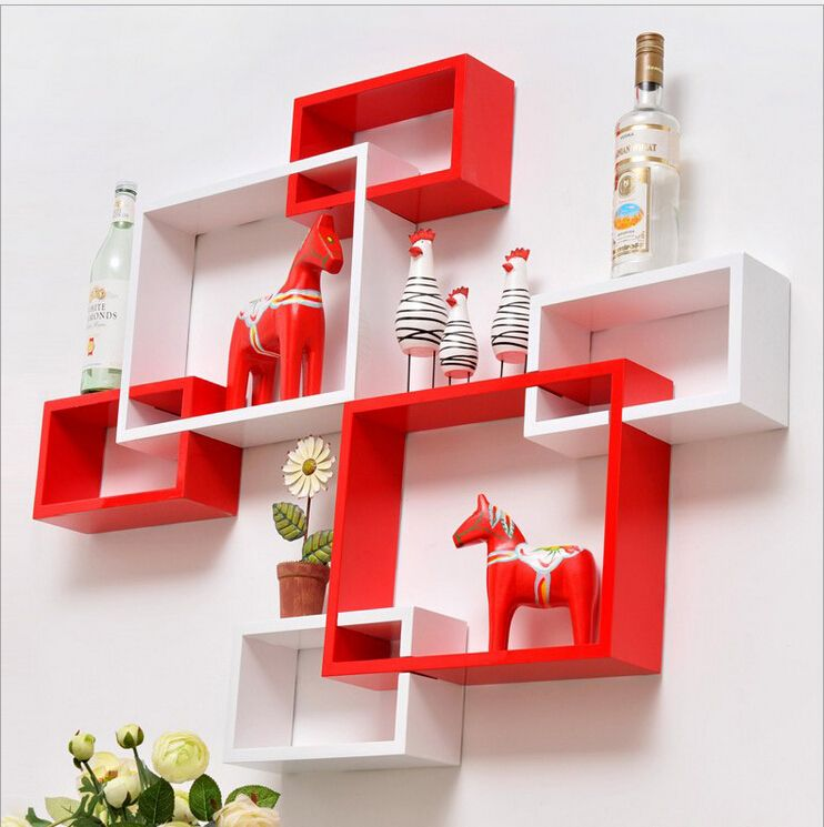 Find More Storage Holders U0026 Racks Information About 3pcs / Lot Three Piece Wall  Hanging Shelf