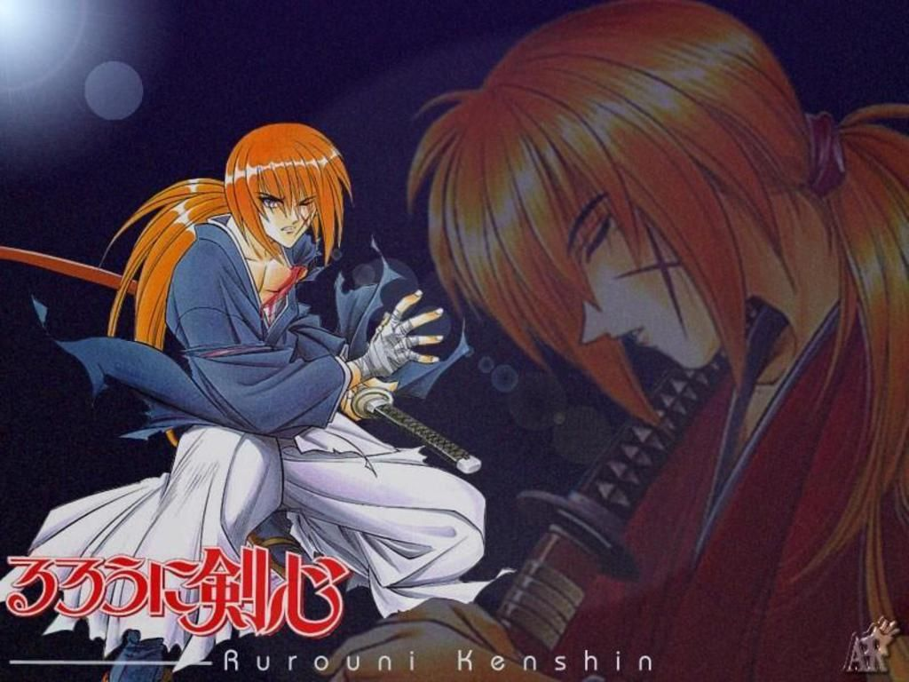 Rurouni Kenshin Samourai manga, Manga