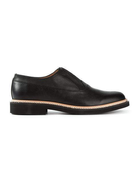 richelieu lace up shoes Maison Martin Margiela a4SBmM6lZr