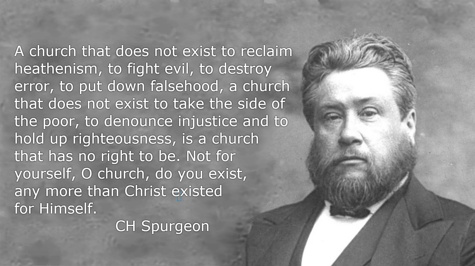 Spurgeon S Quote That The Church Should Behave Like The Church Spurgeon Quotes Isaiah 1 Isaiah