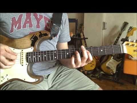 How to play Gravity by John Mayer - Guitar Mupi
