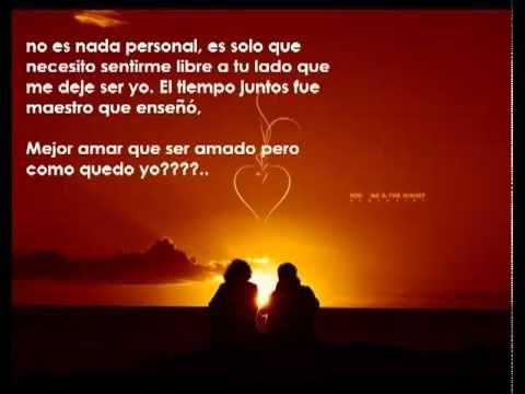 Melancolia ~ Los Aldeanos (letra) (con imágenes) | Te amo como ...