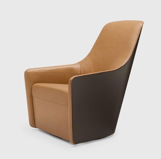 Foster 520 Armchair Furniture Armchair Single Sofa Chair
