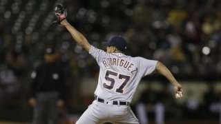 Image copyright                  AP                  Image caption                     Pitcher Francisco Rodriguez, 34, has been playing in the US for more than a decade   Detroit Tigers pitcher Francisco Rodriguez has warned athletes of the risks of contracting the Zika virus. The baseball player says he got the virus during the offseason in his native Venezuela.  He told sports network ESPN he was bedridden for two weeks with severe body aches, joint pain